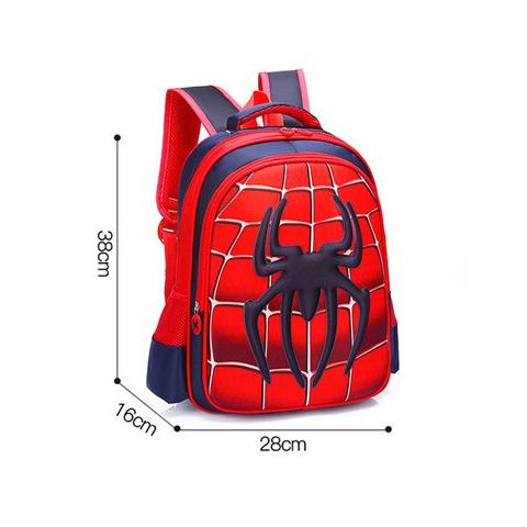 Sac À Dos Araignée Spiderman - M - Homme Araignée Sac À Dos Scolaire