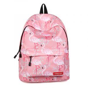 Sac à dos Flamant rose - Sac à dos scolaire Sac à dos