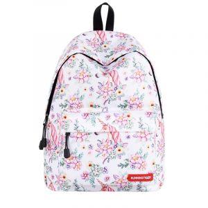 Sac à dos licorne et fleur - Sac à dos scolaire Sac à dos fille