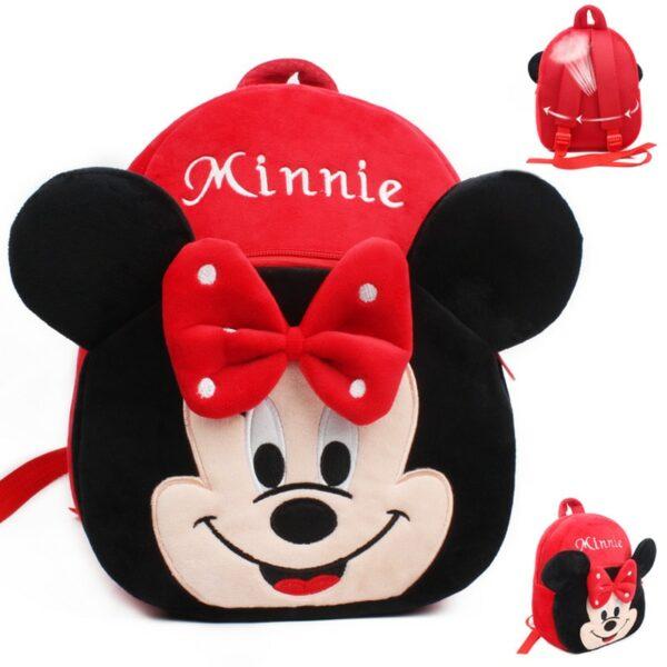 Minnie Mouse Sac À Dos Scolaire