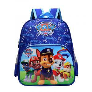 Sac à dos enfant Patpatrouille - Bleu - Sac à dos scolaire Sac à dos pour enfants