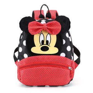 Sac à dos enfant à pois Minnie - Mickey la souris Minnie Mouse