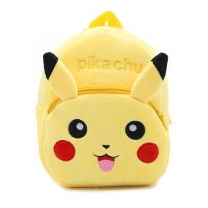 Sacs à dos en peluche Pikachu - Sac à dos scolaire Sac à dos
