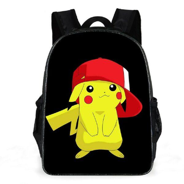 Sac À Dos Pikachu - Pokémon : C'Est Parti, Pikachu ! Pikachu