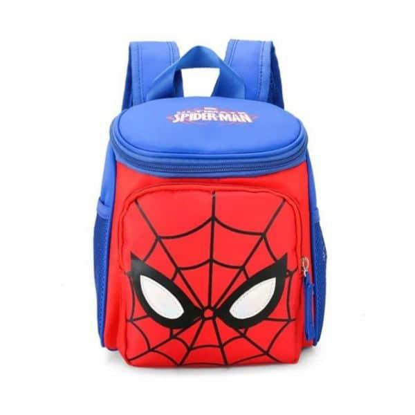Sac À Dos Enfant Spiderman - Sac À Dos Pour Enfants Sac À Dos Scolaire