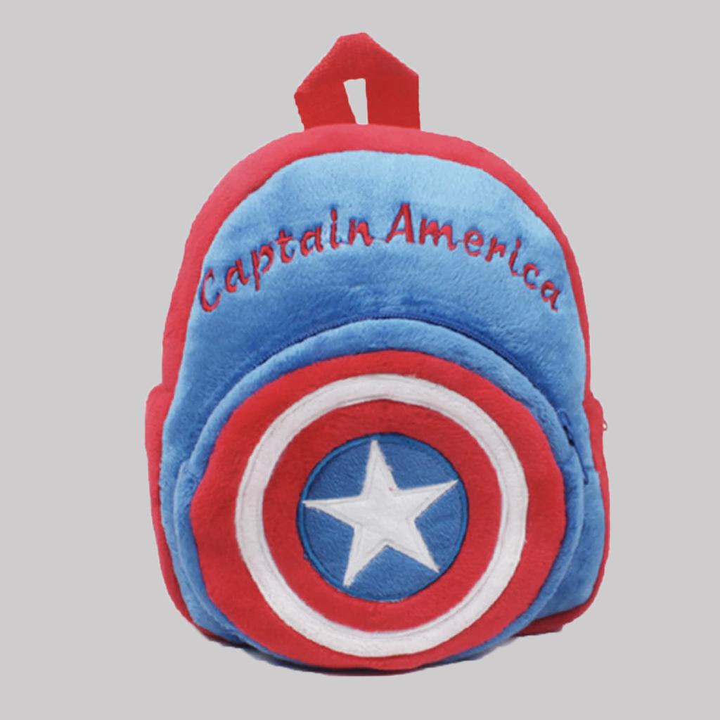 Sac À Dos Peluche Captain America