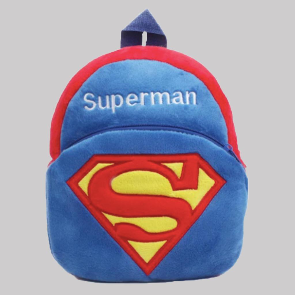 Sac À Dos Peluche Superman