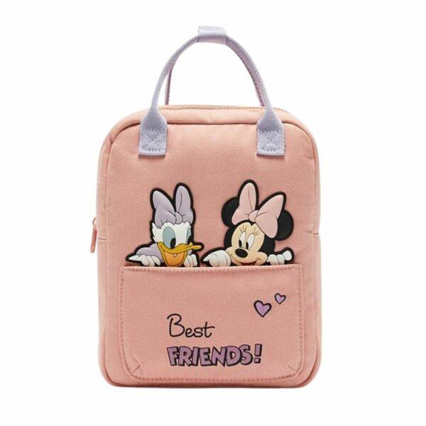 Sac À Dos Enfant Minnie Et Daisy - Minnie Mouse Mickey La Souris