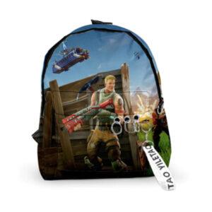 Sac à dos Fortnite Battle Royale Chasseur - Sac à dos Sac à dos scolaire