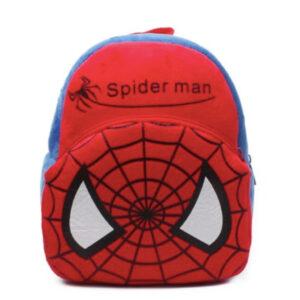 Sac à dos peluche Spiderman - Sac à dos scolaire Sac à dos pour garçons