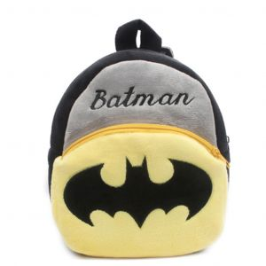 Sac à dos peluche Batman - Homme chauve-souris Sac à dos