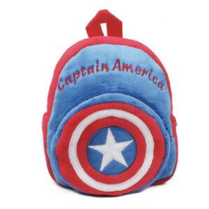 Sac à dos peluche Captain America - Capitaine Amérique Homme de fer