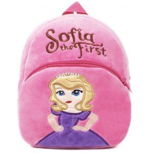 Sac à dos peluche Princesse Sofia - Sac à dos Sac