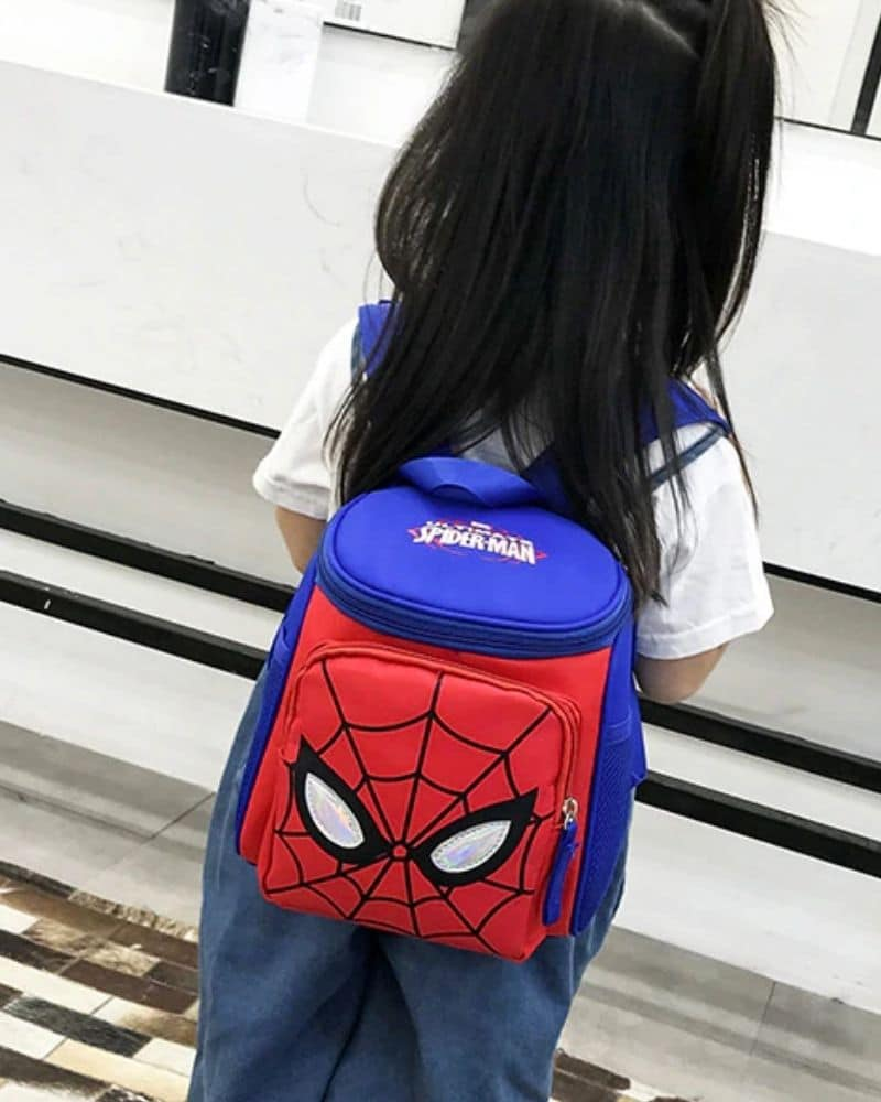 Sac À Dos Enfant Spiderman