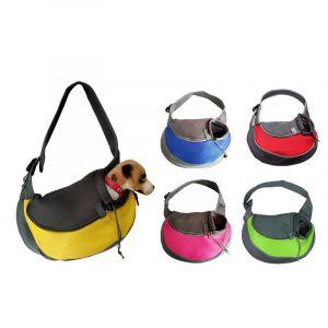 Sac à dos avec une seule bretelle pour chien - Chien Chat