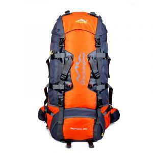 Grand sac à dos de randonnée (80L) - Sac à dos de randonnée Camping