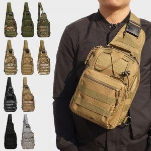Sac à dos avec bandoulière - Tactiques militaires Sac à dos