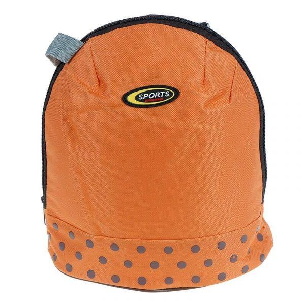 Sac À Dos Isotherme Cool Pour Pique-Nique - Orange - Sac Thermique Sac