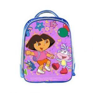 Sac d'école Dora fait la fête - Sac à dos Sac à dos scolaire