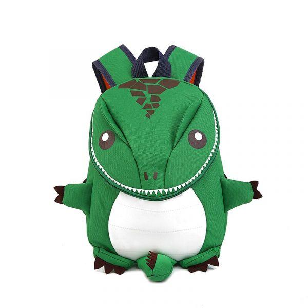 Sac À Dos Dinosaure Pour Enfant - Vert - Sac À Dos Scolaire Sac À Dos Pour Enfants