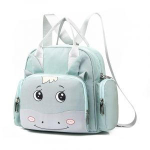 Mini sac à couches dessin animé pour maman - Sac à main Sac à dos