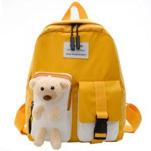 Sac à dos ours mignon pour enfant - Sac à dos scolaire Sac à dos pour enfants