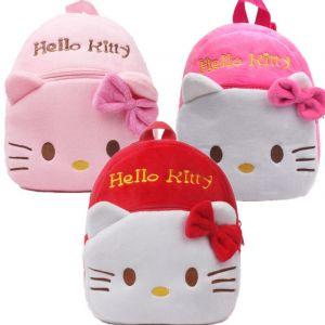 Sac à dos peluche Hello Kitty pour enfants - Hello Kitty Sac à dos scolaire