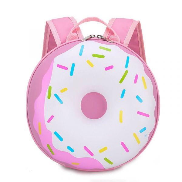 Sac À Dos Donuts Pour Enfants - Blanc - Sac À Dos Pour Enfants Sac À Dos Scolaire