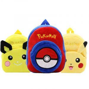 Sac à dos peluche Pokémon pour enfants - Sac à dos Animal en peluche