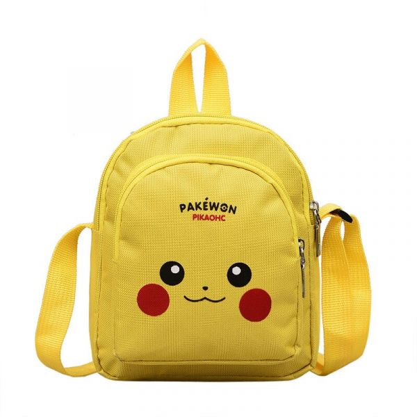 Sac À Dos Motif Pikachu Pour Enfants - Sac À Main Sac