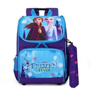 Sac à dos Disney de grande capacité pour enfants - Bleu ciel - Sac Sac à dos scolaire