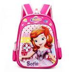Sac à dos princesse Sofia pour filles - Elsa Sac à dos scolaire