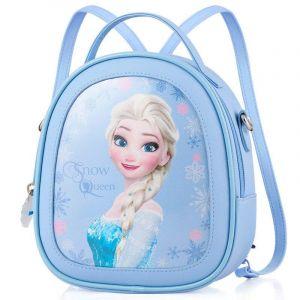 Petit sac à dos Reine des neiges pour filles - Sac à main Elsa