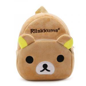 Sac à dos ours en peluche - Sac à dos San-X Rilakkuma