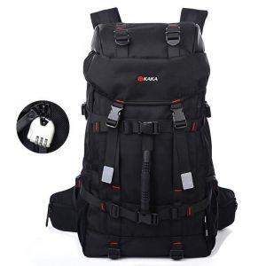 Grand sac à dos voyage en oxford - Sac à dos pour ordinateur portable Sac à dos de randonnée