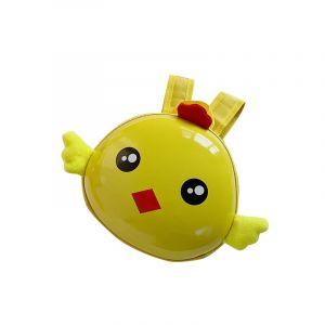 Mini sac à dos dessin animé 3D pour enfant - Jaune - La conception des produits Produit