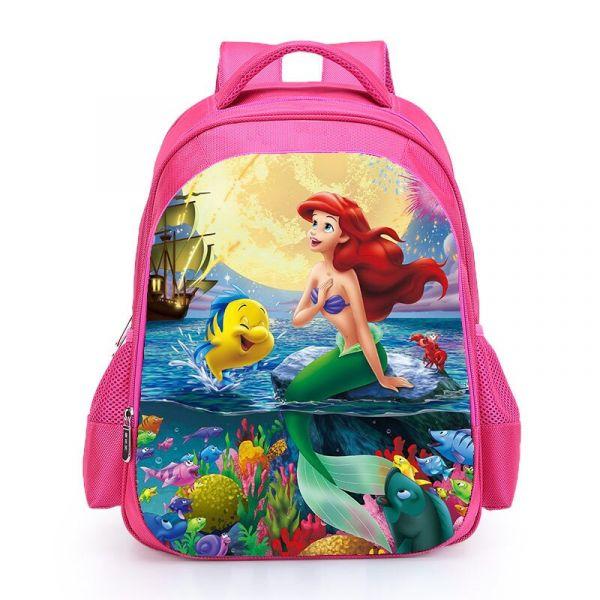 Sac À Dos La Petite Sirène Pour Fille - La Petite Sirène Ariel