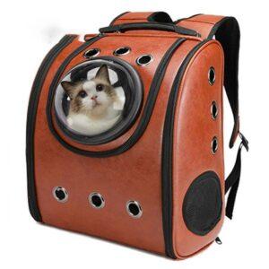 Sac à bulle de voyage vintage pour animaux de compagnie - Chat Chien