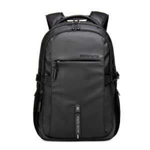 Sac à dos voyage avec verrou antivol - Noir - Sac à dos pour ordinateur portable Sac à dos