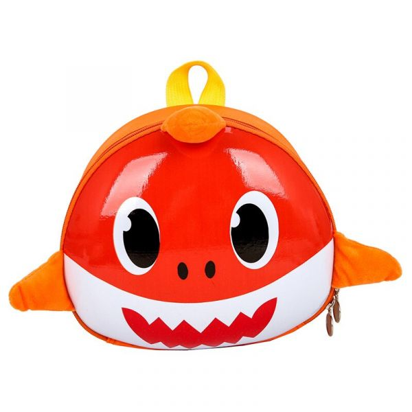 Sac À Dos Requin Pour Enfant - Rouge - Sac À Dos Pour Enfants Sac À Dos Scolaire
