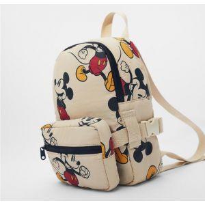 Sac à dos Mickey Mouse blanc - Sac à dos Sac à dos scolaire