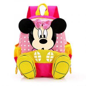 Sac à dos Minnie Mouse rose - Minnie Mouse Mickey la souris