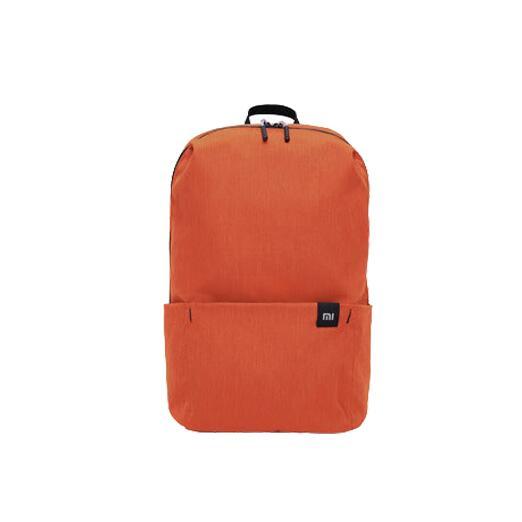 Sac À Dos Couleur Unie Style Urbain - Orange - Mini Sac À Dos Xiaomi Mi Sac