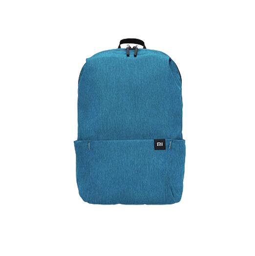 Sac À Dos Couleur Unie Style Urbain - Bleu - Mini Sac À Dos Xiaomi Mi Sac À Dos D'Affaires Xiaomi Mi