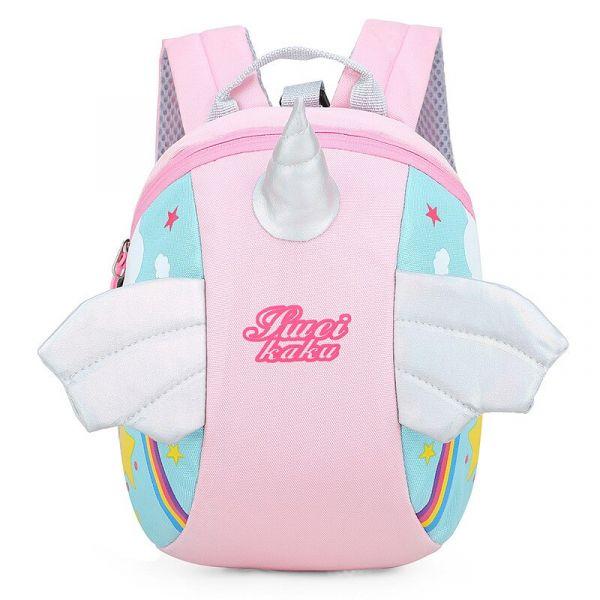 Sac À Dos Enfant Forme Licorne - Sac Joli Vêtement Pour Bébé