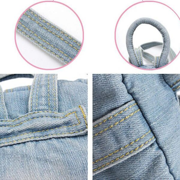 Sac À Dos Jeans