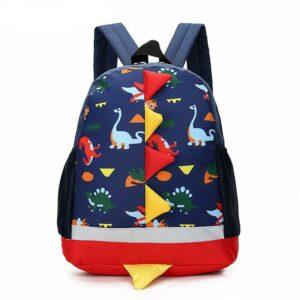 Sac à dos enfant avec imprimé dinosaure - Sac à dos scolaire Sac à dos