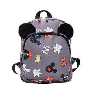 Sac à dos enfant imprimé Mickey - Sac à dos scolaire Sac à dos pour garçons