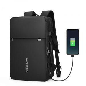 Sac à dos multi-espaces avec anti-vol - Sac à dos antivol Sac à dos pour ordinateur portable