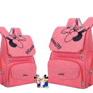 Sac à langer bébé motif Minnie - Couche Minnie Mouse